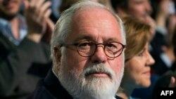 Мигель Ариас Каньете - член Еврокомиссии по вопросам климата и энергетики