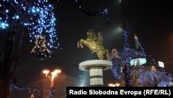 Скопје пред Нова Година