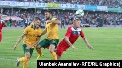 Кыргызстан-Австралия курамасынын беттеши. 16-июнь, 2015-жыл