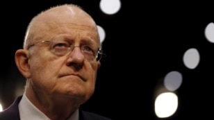 U.S. Director of National Intelligence James Clapper says Turkey's purge of military leaders is hurting efforts to defeat the Islamic State militant group.
