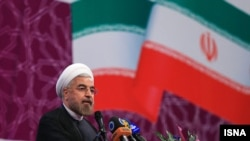"The letter warns against taking ""provocative actions"" that could weaken Iranian President-elect Hassan Rohani, who has promised moderation at home and abroad."