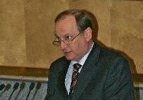 FSB head Nikolai Patrushev (TASS)