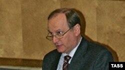 Николай Патрушев был первым, кто сообщил о ликвидации Сайдулаева