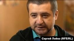 Александр Каратай в тюрьме города Днепр