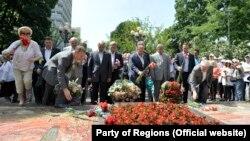 Фото з офіційного сайту Партії регіонів