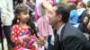 Radio Mashaal reporter Ahmad Shah Azami