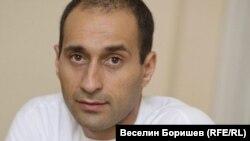 """Христо Ангеличин, бивш зам.-министър на външните работи във втория кабинет """"Борисов"""""""