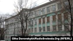 Аварійна будівля Філологічного факультету ДонНУ