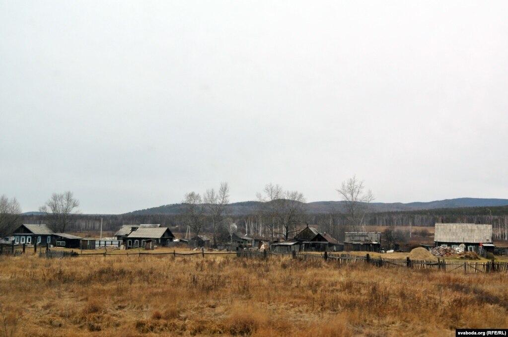 Деревня в Амурской крае