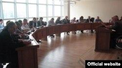 Совет на општина Дебар.