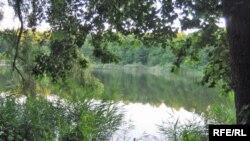 «Лісова пісня» — заповідне Біле озеро