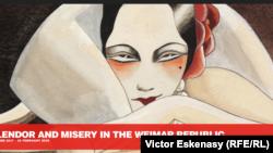 """Istorie și artă: Expoziția """"Splendoare și mizerie în Republica de la Weimar"""""""