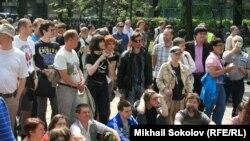 Protestuesit kundër Putinit, në mesin e tyre gjenden edhe Navalni dhe Ulacov