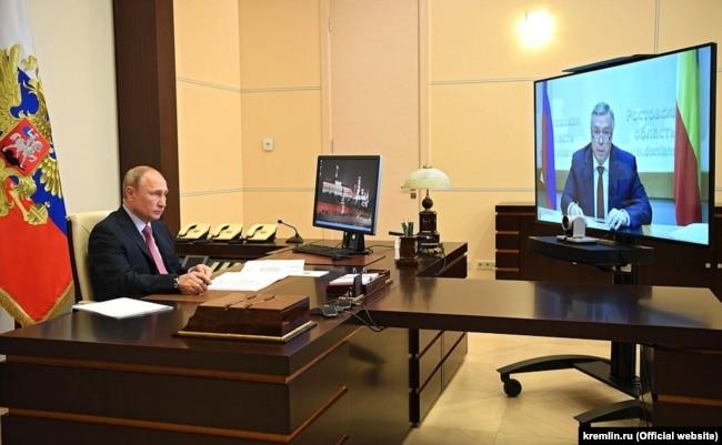 На початку червня 2020-го губернатор Ростовщини прозвітував перед Володимиром Путіним про успіхи в регіоні, зокрема і про «Новошахтинський завод нафтопродуктів»
