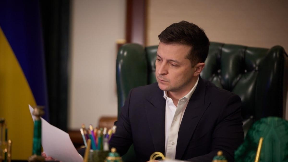 Зеленский подписал указ о призыве на военную службу, призывники не будет служить на Донбассе - ОПГ