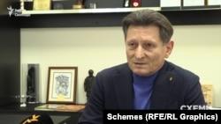 «Більше 50% якраз завозила компанія NT Marine», – відзначає голова Незалежної профспілки гірників України Михайло Волинець
