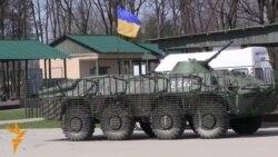U.S. Instructors Give Ukrainians Firing Drills