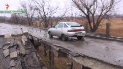 90% доріг Луганщини – в ямах (відео)