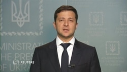 Заявление Владимира Зеленского