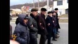 Похороны Гаджимурада Камалова