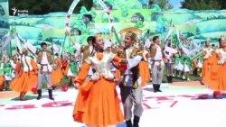 В Казани отпраздновали Сабантуй
