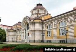 Сградата е с историческо значение за столицата