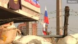 Россияпарастлар Донецкда маъмурият биноларини эгаллашда давом этмоқда