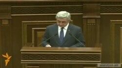 Սերժ Սարգսյան. Չենք պատրաստվում այս հարթակը վերածել քարոզչության միջոցի