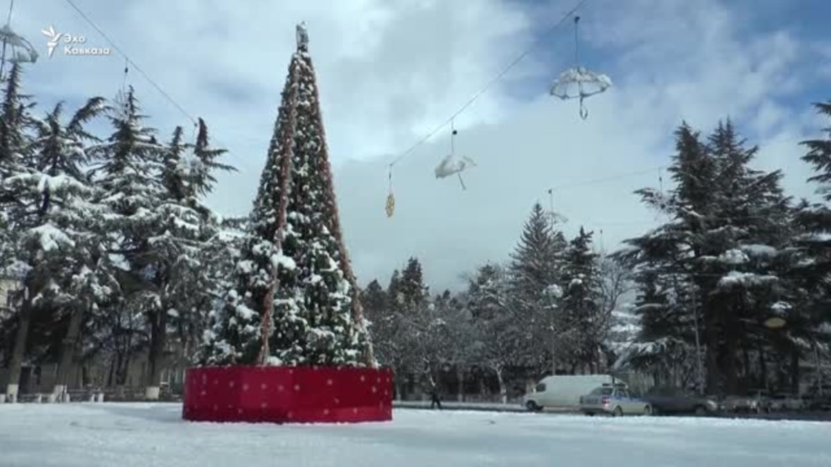 новогоднее поздравление южной осетии