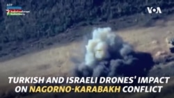 Turkish And Israeli Drones' Big Impact On Nagorno-Karabakh Conflict