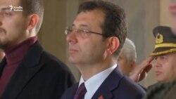 "Türkiyə müxalifəti İstanbulu ""götürdü"" - İmamoğlu mandatını aldı"