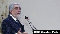 رییس شورای عالی مصالحه ملی افغانستان
