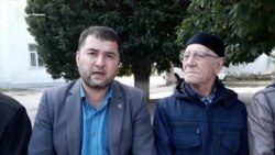 Крымского активиста Караметова, который находится в больнице, посетил адвокат (видео)