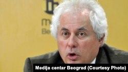 Ljubodrag Dimić, foto: Medija centar Beograd
