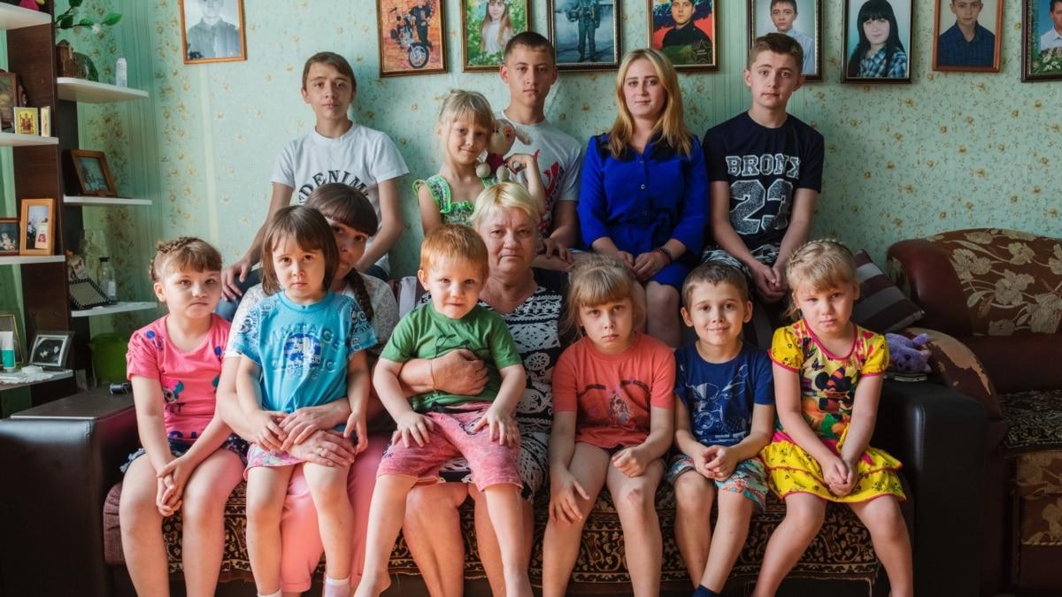 новости многодетная семья в с семкино фото сбившая группу людей
