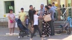 Дольщики в Нур-Султане требуют вернуть деньги за непостроенный дом