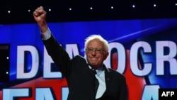 Amerčki predsjednički kandidat Bernie Sanders