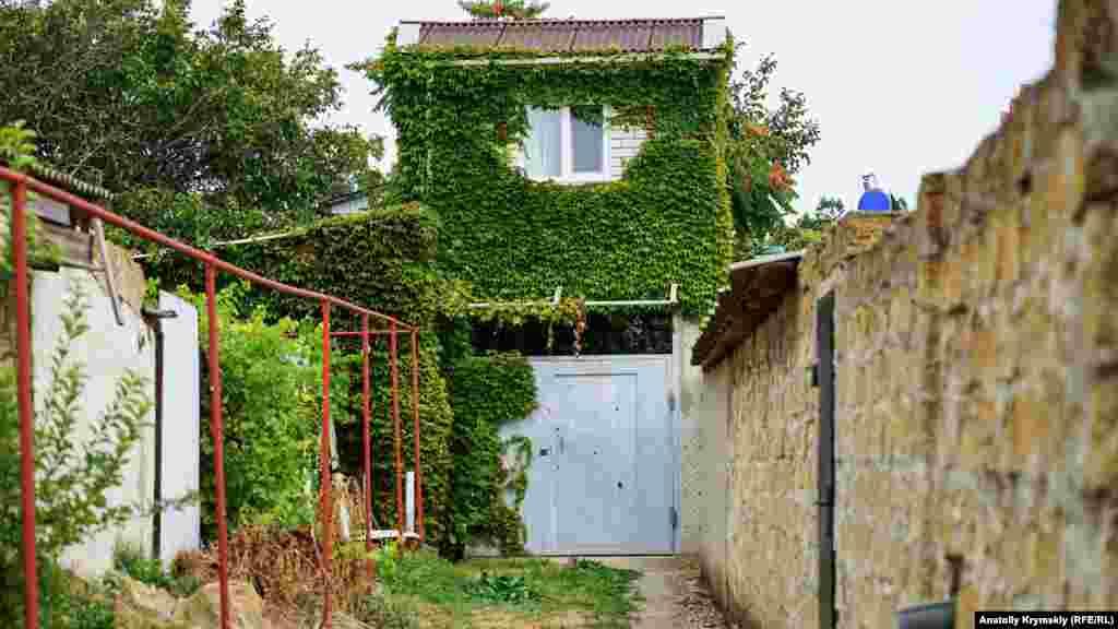 Зелена садиба на вулиці Молодіжній