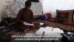 Torturat de talibani: povestea unui soldat afgan