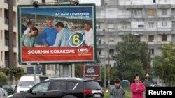 Crna Gora iščekuje izbore u nedjelju, Podgorica