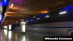 Stația de metro Varketili