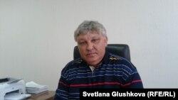 Сергей Котляров, директор инвестиционной строительной компании ASI. Астана, 22 апреля 2014 года.