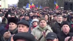 Protests Continue In Moldova Over Oligarch's Nomination For Prime Minister