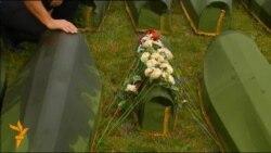Reburials Mark Srebrenica Anniversary