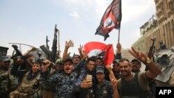 Ирачките сили со поддршка на САД, од октомври лани се бореа да го ослободат Мосул кој ИД го освои во 2014 година, 08.07.2017.