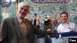 محمدرضا عارف نامزد اصلی اصلاح طلبان در انتخابات ریاست جمهوری سال ۱۳۹۲ بود، اما از ادامه رقابت کنار کشید