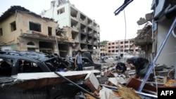 Наслідки кривавого теракту в Рейханли