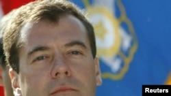Дмитрий Медведев, президент России