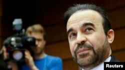 رضا نجفی نماینده ایران در آژانس بینالمللی انرژی اتمی