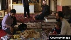 نمایی از فیلم «ایرانی» ساخته مهران تمدن (عکس از سایت جشنواره فیلم برلین).
